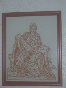 """La Pietà"" di Michelangelo a Puntocroce"