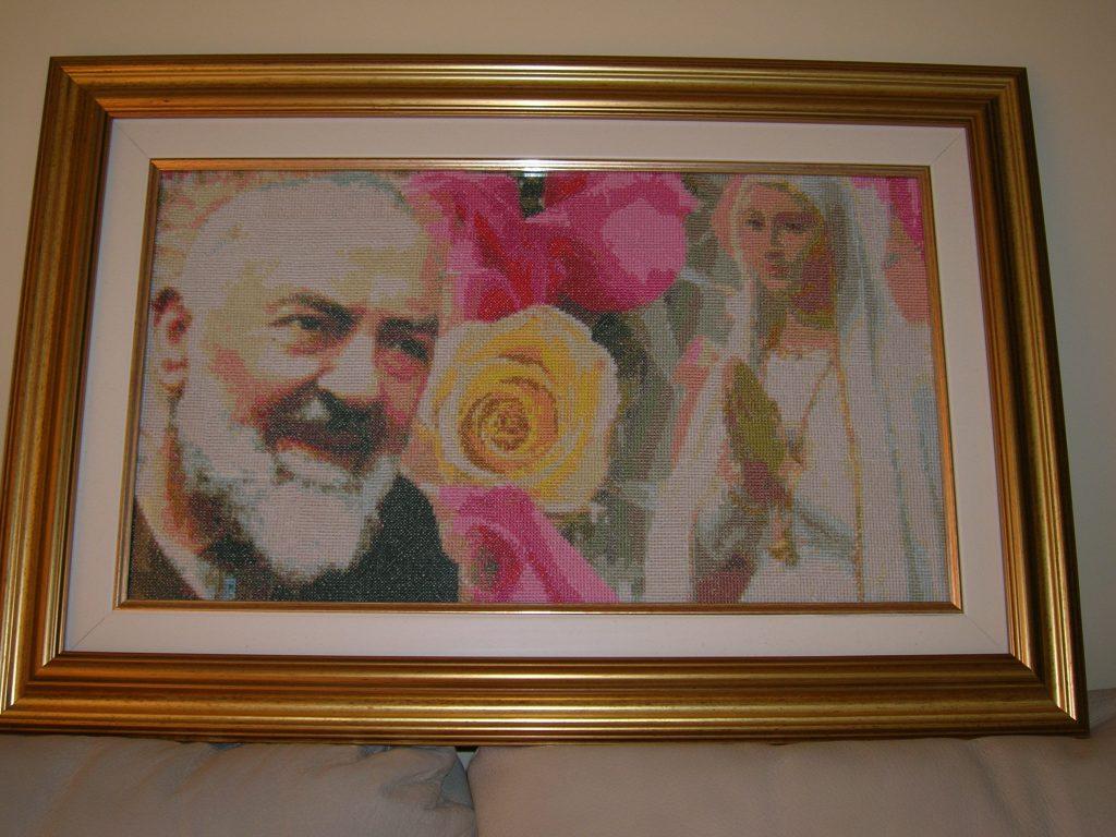 Padre Pio e Madonna di Fatima