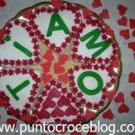 "Torta in Pasta di Zucchero ""San Valentino"""